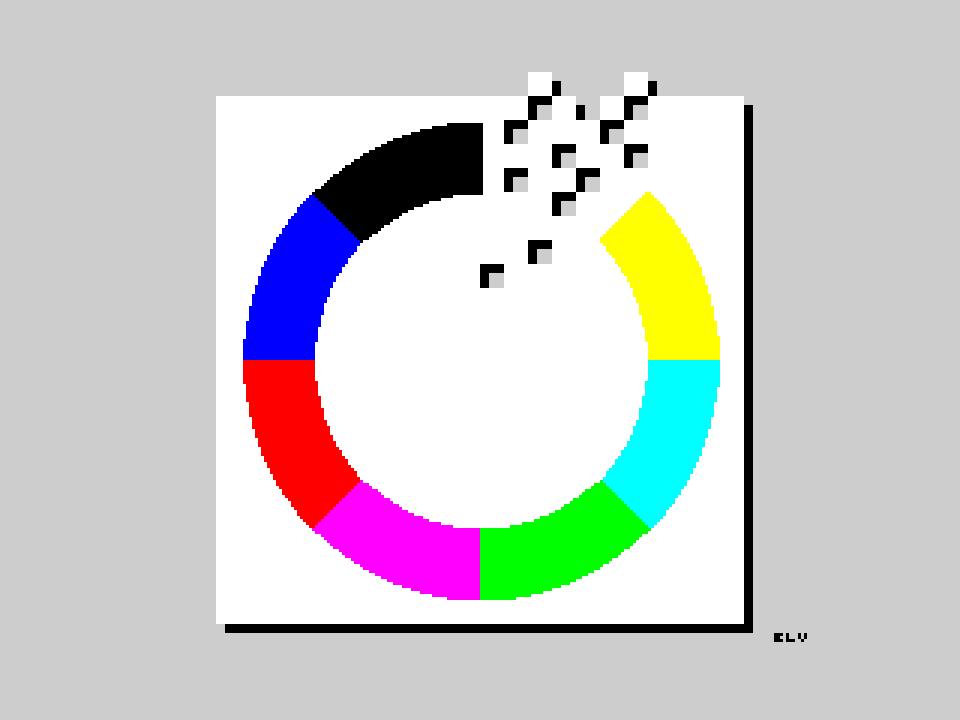 Uncomplete circle