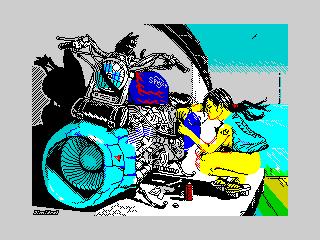 Skybike (Skybike)
