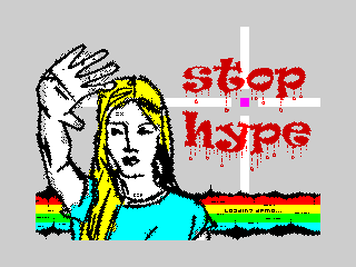 Stop Hype (Stop Hype)