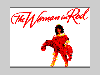 The Woman In Red (The Woman In Red)