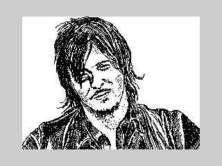 Daryl Dixon (Walking Dead - Norman Reedus) (Daryl Dixon (Walking Dead - Norman Reedus))