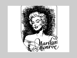 Marilyn Monroe (Marilyn Monroe)