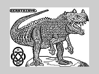 Цератозавр (Цератозавр)