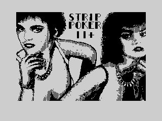 Strip Poker II Plus (Strip Poker II Plus)