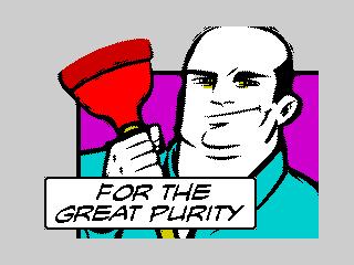 For The Great Purity (For The Great Purity)
