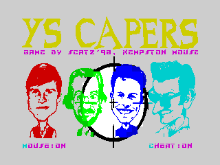YS Capers (YS Capers)