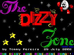 Dizzy Zone demo, 2