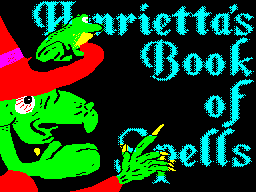 Henrietta's Book of Spells