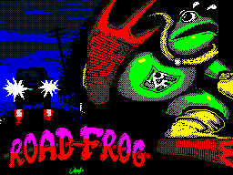 Road Frog