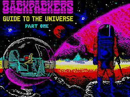 Backpackers Guide to the Universe