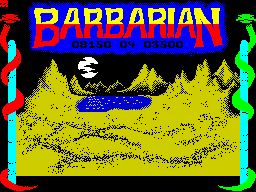 barbarian+ 128k (screen 1)