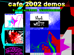 CAFe'2002 boot