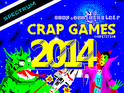 comp.sys.sinclair Crap Games Competition 2014