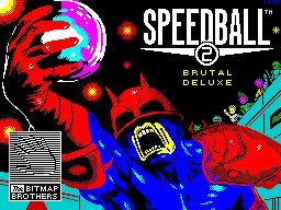 Speedball II: Brutal Deluxe