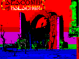 Catacombs of Balachor