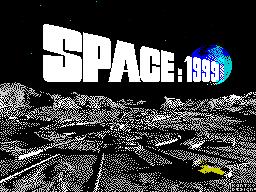 Space 1999-Fan Art ZX Screen