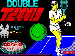 Double Tennis
