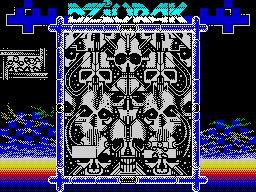 Dziurak Deluxe ingame