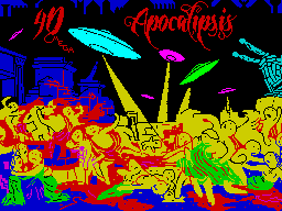 4D Apocalipsis
