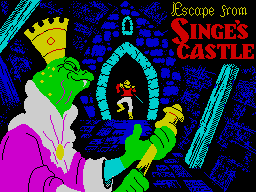 Dragon's Lair II - Escape From Singes Castle