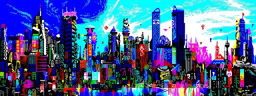 ZX Cosmopolis