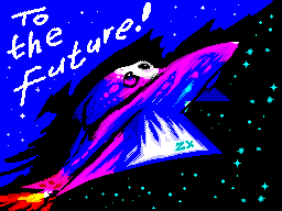 To The Future!