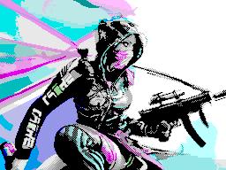C for Cyberpunk