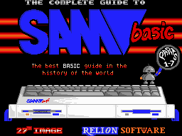 SAM BASIC Course