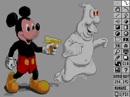 GrafX - Mickey