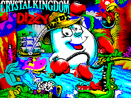 Crystal Kingdom Dizzy