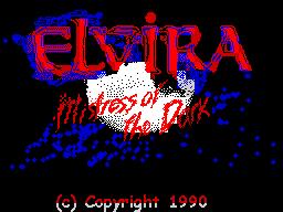Elvira - Concept 3