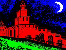 Sleeping Kremlin