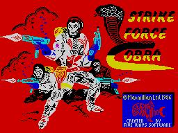 Strike Force Cobra