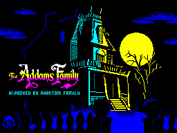 Addams Family Cover, The