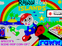 Rawwbow Islands