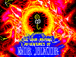 The Hair-Raising Adventures of Mr Hair