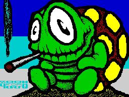 Smokin' Turtle