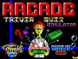 Arcade Trivia Quiz