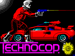 Techno Cop demo version