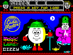 Magic Land Dizzy