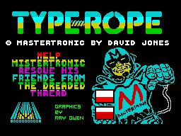 Type-Rope