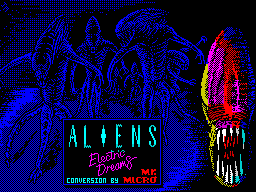 Aliens US Version