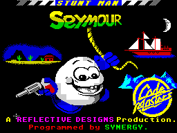 Stuntman Seymour