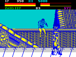 Street Fighter II mockup1
