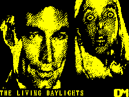 The Living Daylights - The Computer Game