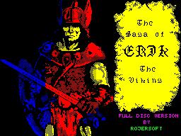 Saga of Erik the Viking, The