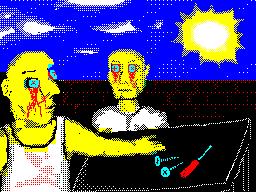 Apocalypse - skrju in the eye
