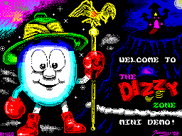 Dizzy Zone demo