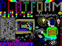 Platform Game Designer