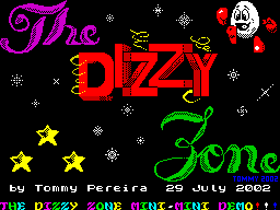 Dizzy Zone demo, 2